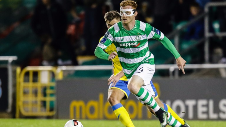 Gary Shaw has had a decent campaign for Shamrock Rovers
