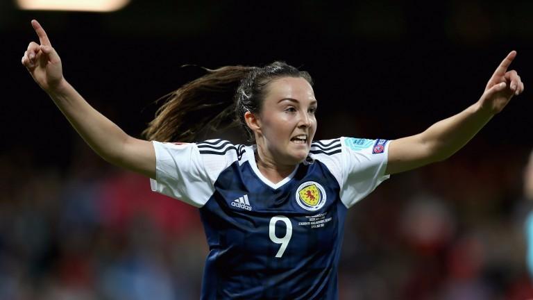 Scottish international Caroline Weir is a key player for Liverpool