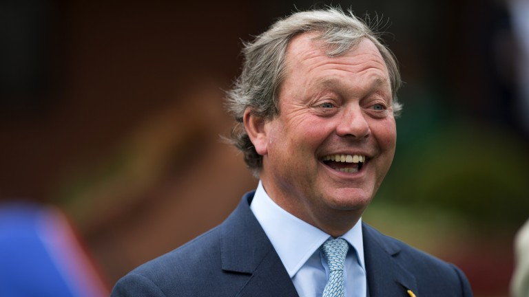 Will it be all smiles? William Haggas has a likely type in Original Choice at Doncaster