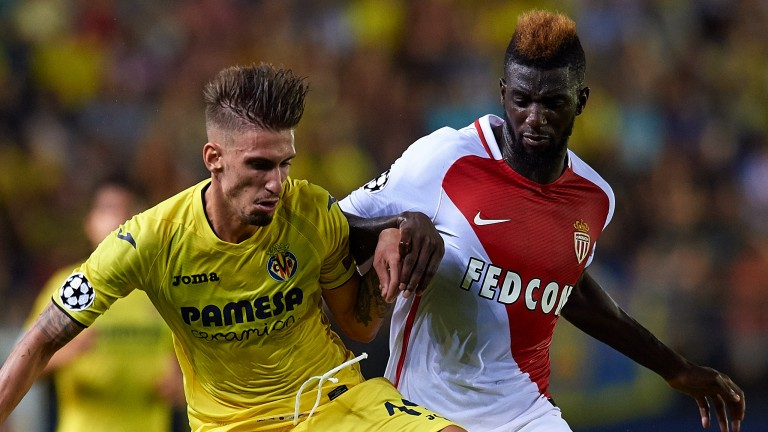 Samu Castillejo (left) is a key player for Villarreal