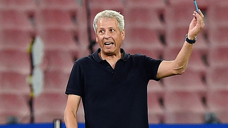 Lucien Favre has got Nice motoring after a slow start