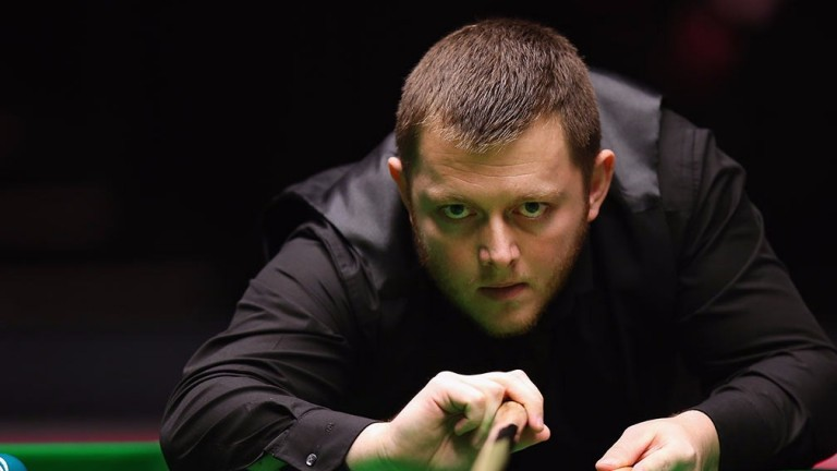 Mark Allen enjoyed a tidy run to the World Open semi-finals