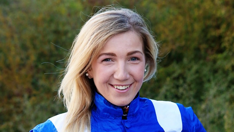 Georgia Cox: happy to have Swedish riding experience