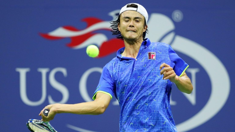 Taro Daniel should now be good enough to trouble Yen-Hsun Lu