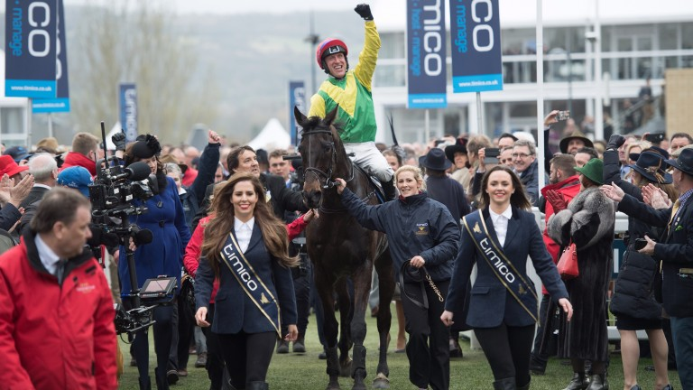 Sizing John: another Gold Cup would go down well for Power