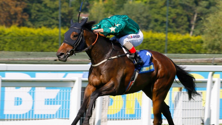 Aljazzi goes to Newmarket on the back of an impressive Atalanta Stakes success at Sandown