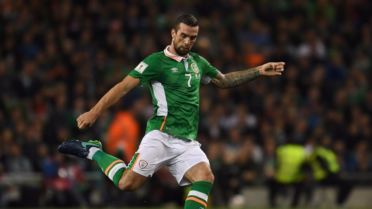 Shane Duffy of Ireland