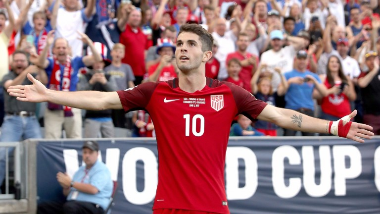Borussia Dortmund's Christian Pulisic is the classiest player in the USA ranks