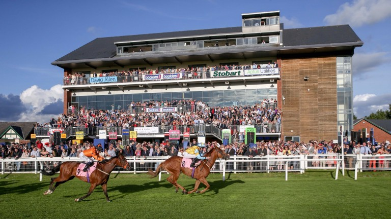 Archie Watson sends Nate The Great all the way to Carlisle (pictured)