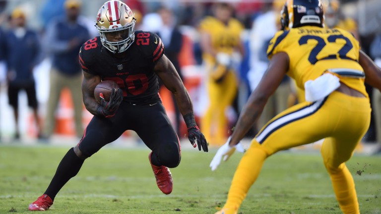 Carlos Hyde can shine for San Francisco