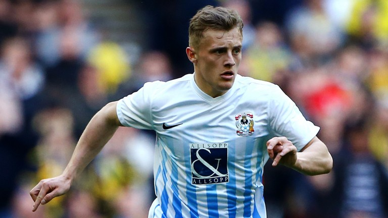 Ben Stevenson has returned to the Coventry side after injury