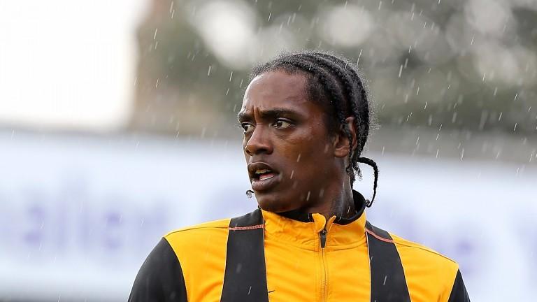 Southend striker Nile Ranger