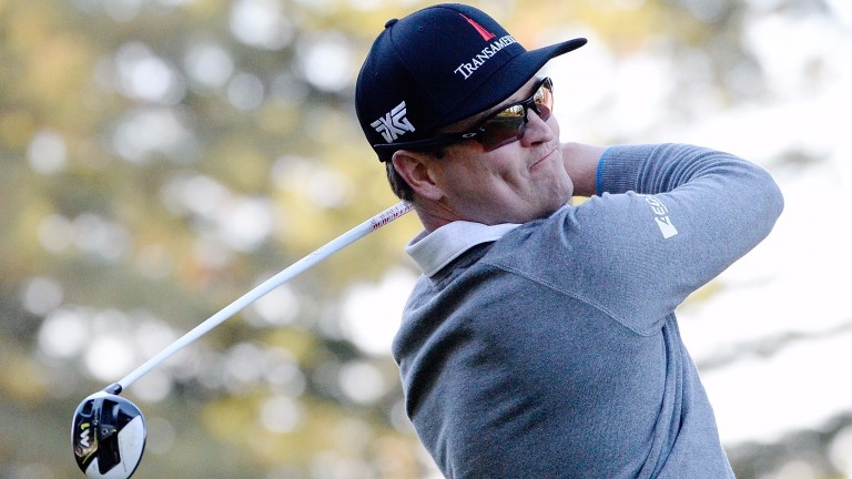 Zach Johnson is hungry for a trophy