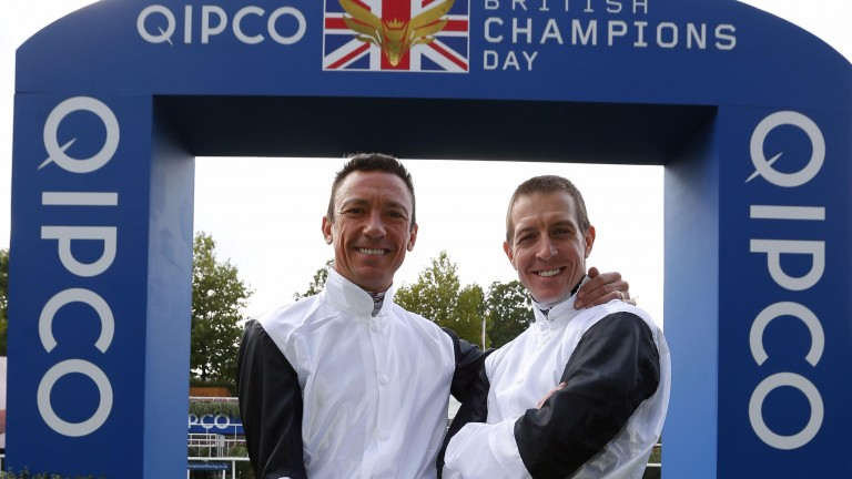 Frankie Dettori and Jim Crowley will captain the teams in Newmarket's Question of Sport