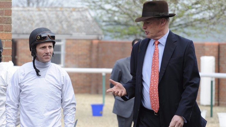 Jimmy Fortune and John Gosden were long-time allies