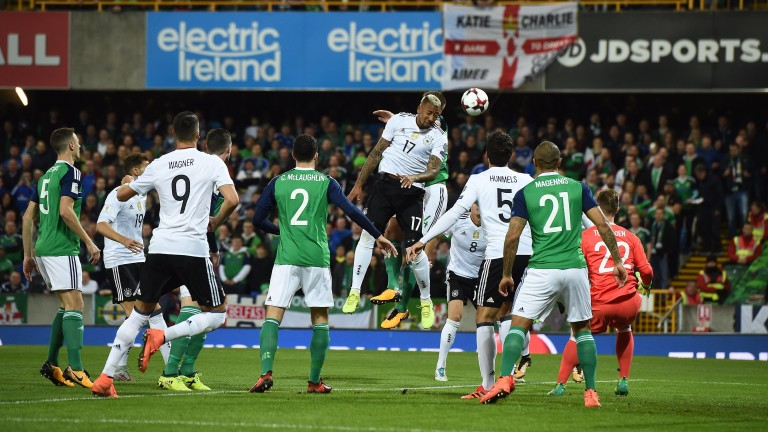 Only Germany have managed to breach the Northern Ireland defence