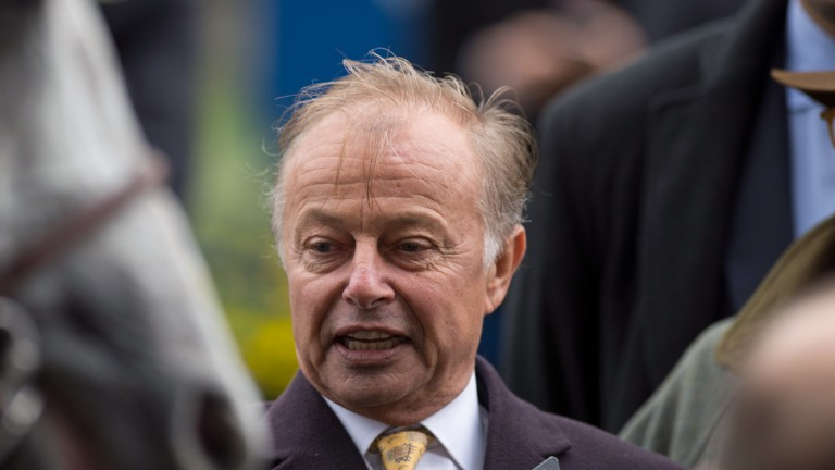Freddy Head: especially adept with fillies and has another good one in Luminate