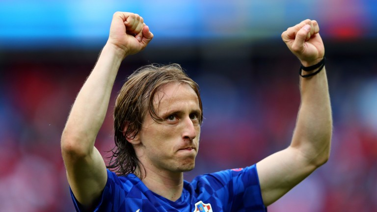 Croatia will look to Luca Modric to pull the strings