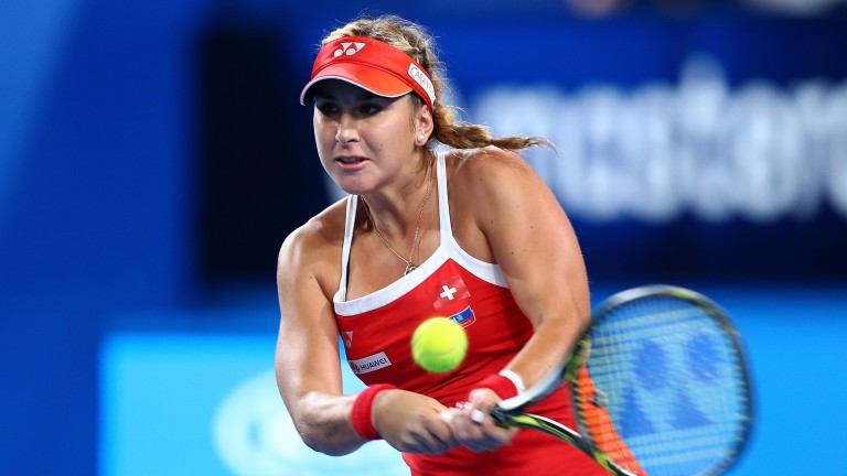 Belinda Bencic has a big opportunity in Austria