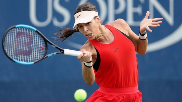 Ajla Tomljanovic is capable of rising up the WTA rankings