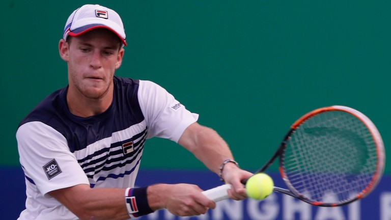 Diego Schwartzman is the best returner of serve on the ATP Tour