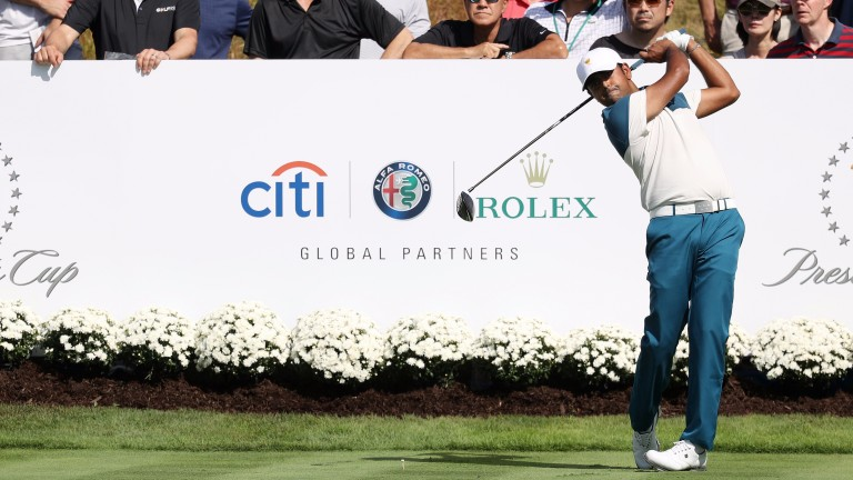 Anirban Lahiri experienced redemption at the Presidents Cup