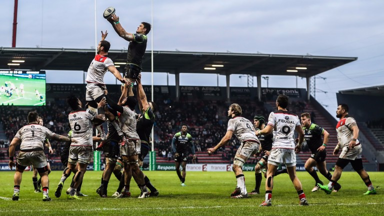 Toulouse and Connacht did battle in the Champions Cup last season