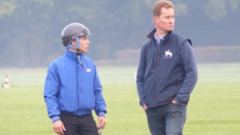 Team Wertheimer: retained jockey Maxime Guyon and racing manager Pierre-Yves Bureau