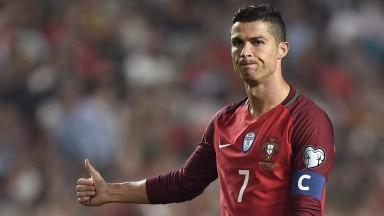 Cristiano Ronaldo's Portugal left it late to qualify