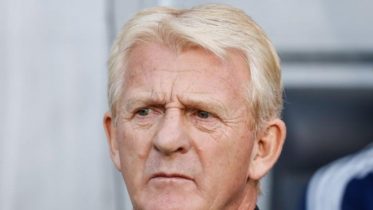 Gordon Strachan is no longer Scotland manager