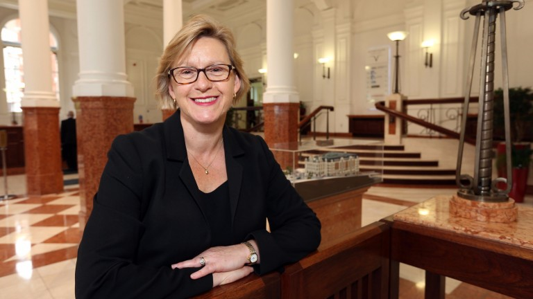 "Gambling Commission chief executive Sarah Harrison warned operators ""change is now coming"""
