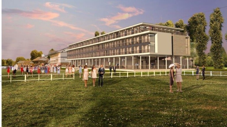 Windsor's plan for a racecourse received council approval on Wednesday night