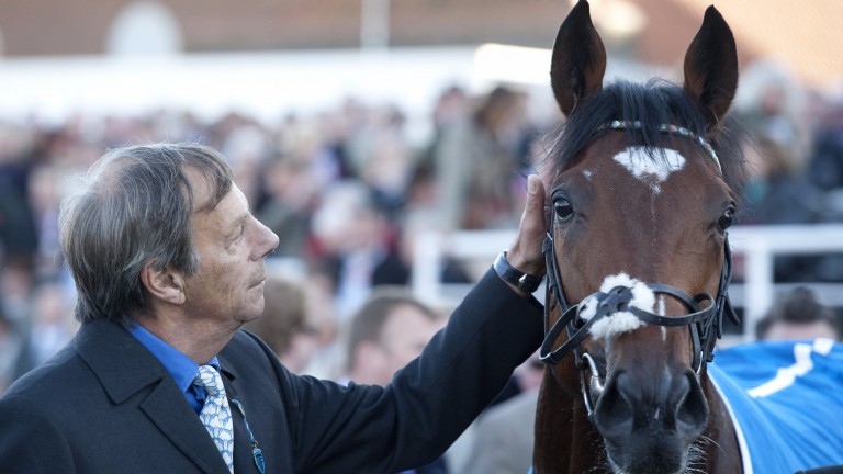 Sir Henry Cecil (with Frankel): would have made a good dinner guest