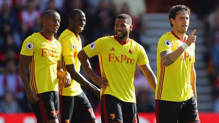 Watford could have plenty to smile about against Arsenal