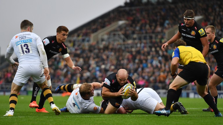 Sandy Park has been a fortress for Exeter