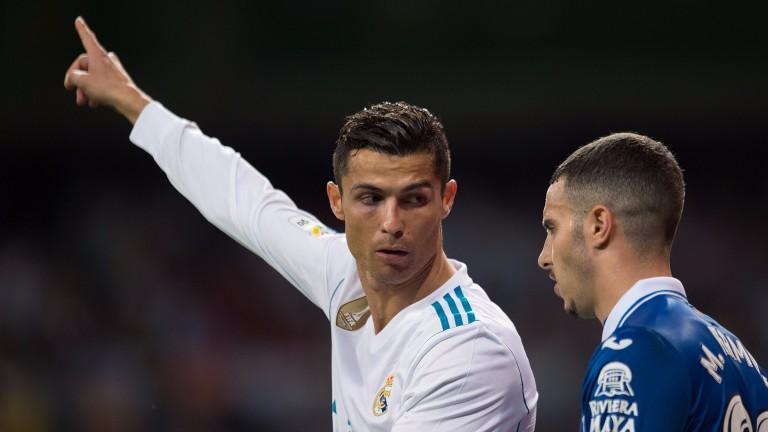 Cristiano Ronaldo has a great goalscoring record against Getafe