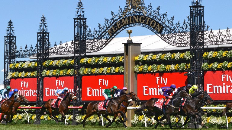 Melbourne Cup: will be televised by Network Ten from 2019