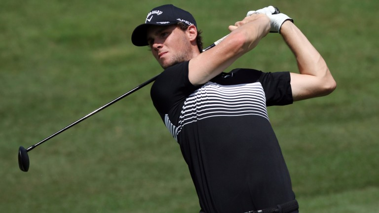 Thomas Pieters got off to an excellent start