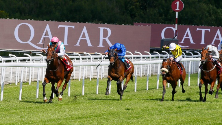 Expert Eye shows his devastating style in the Vintage Stakes at Goodwood in August