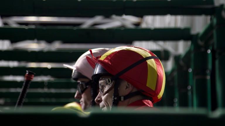 Pat Smullen: the champion jockey is five winners behind Colin Keane