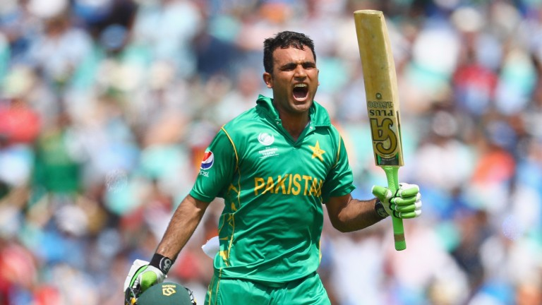 Pakistan's Fakhar Zaman has made a fine start to his international career