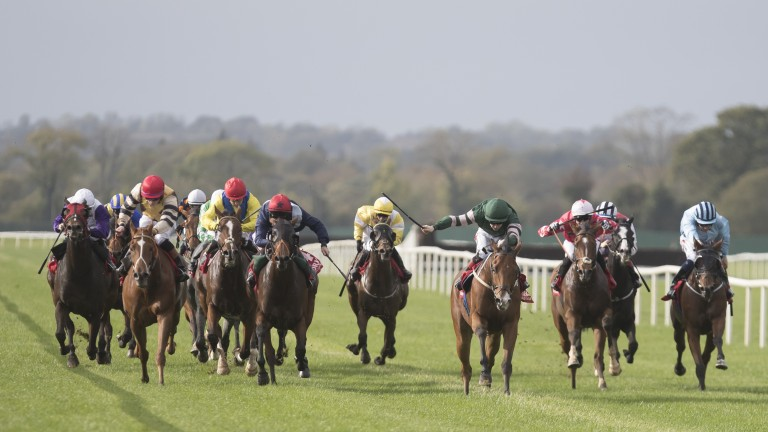 Spread betting is another way to bet on racing