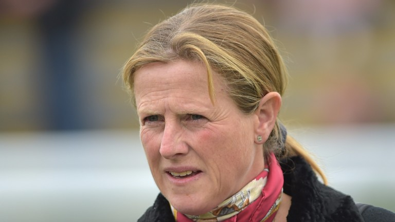 Amanda Perrett: gave Liam Treadwell a start in racing as an apprentice