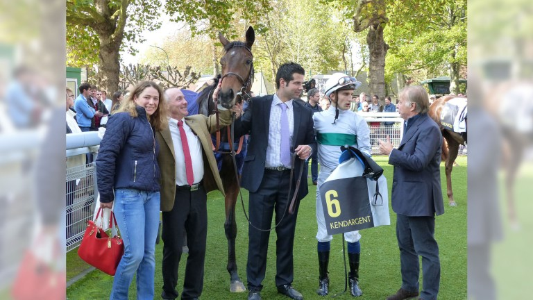 With You and connections: after her Group 3 victory last season