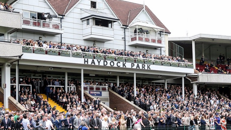Haydock: track is due to host a seven-race Flat card