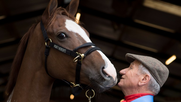"Monty Roberts: ""Horses can't think into the future and scheme against us"""