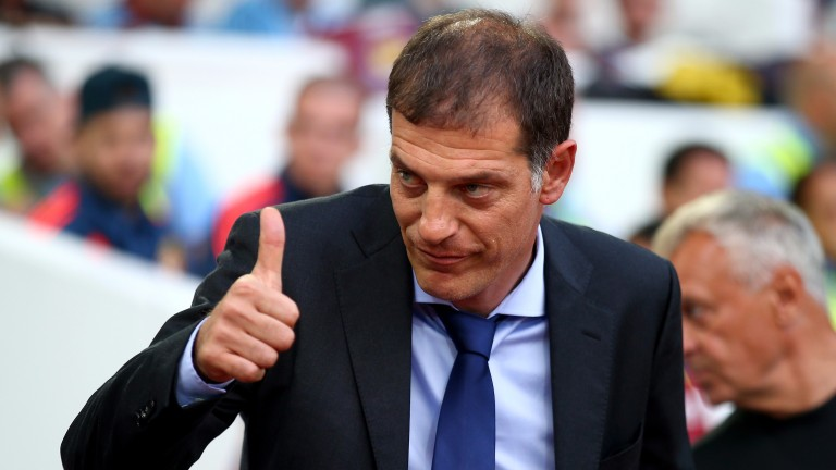 Things are looking up for West Brom boss Slaven Bilic with his side returning to full strength