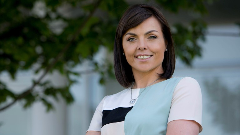 Hayley O'Connor: joins Goffs after working as PR and communications manager at Ladbrokes