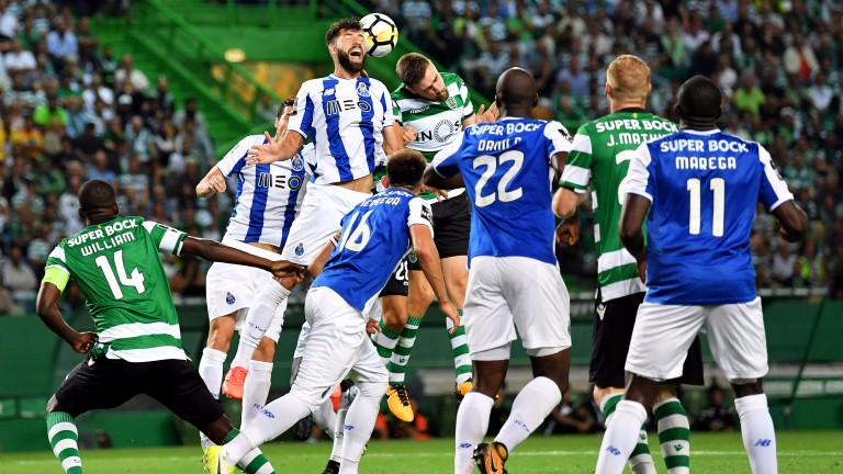 Porto thumped Pacos 4-1 at home last season, a sixth successive home win against their northern neighbours