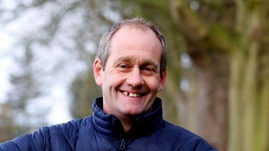 Stuart Edmunds: on the mark again and looking forward to the return of Domesday Book